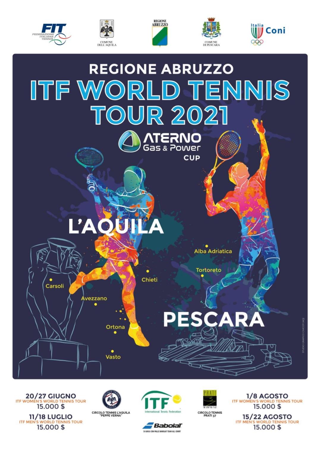 Torneo ITF Maschile 15.000$